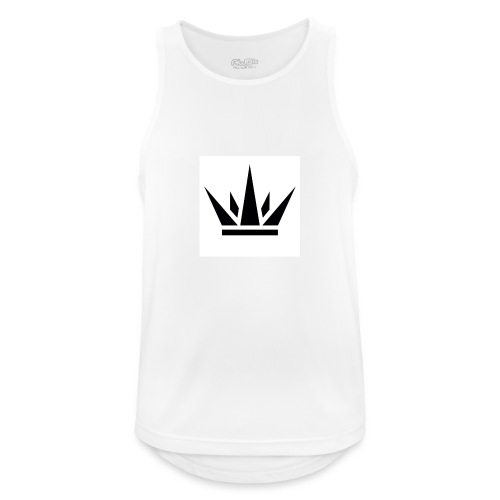 King T-Shirt 2017 - Men's Breathable Tank Top
