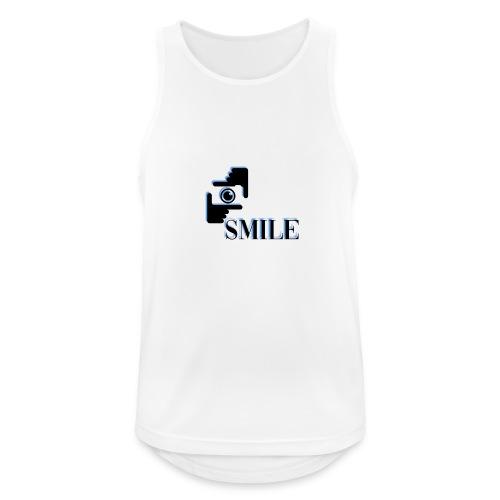 Smile - Débardeur respirant Homme