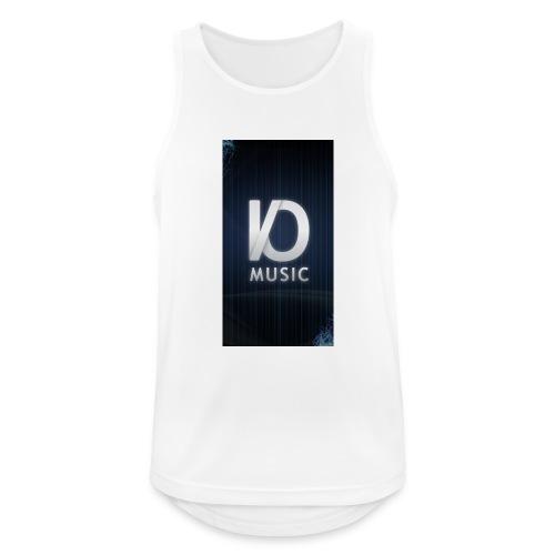 iphone6plus iomusic jpg - Men's Breathable Tank Top