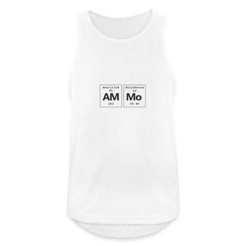 Ammo - Herre tanktop åndbar