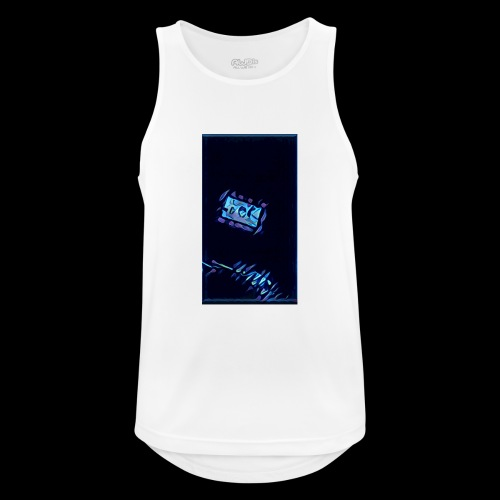 It's Electric - Men's Breathable Tank Top