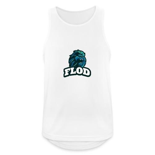 Mijn FloD logo - Mannen tanktop ademend actief