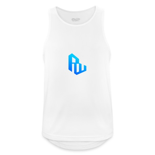 WAW - Camiseta sin mangas hombre transpirable