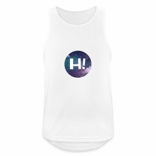 H! - Men's Breathable Tank Top