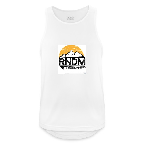RndmULTRArunners T-shirt - Men's Breathable Tank Top