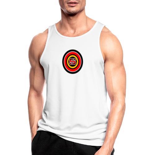 ESFERA LOGO - Camiseta sin mangas hombre transpirable