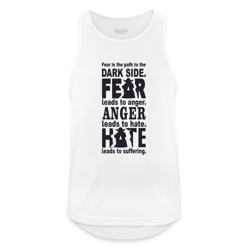 F06 - Men's Breathable Tank Top