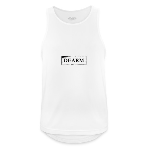 dear png - Men's Breathable Tank Top