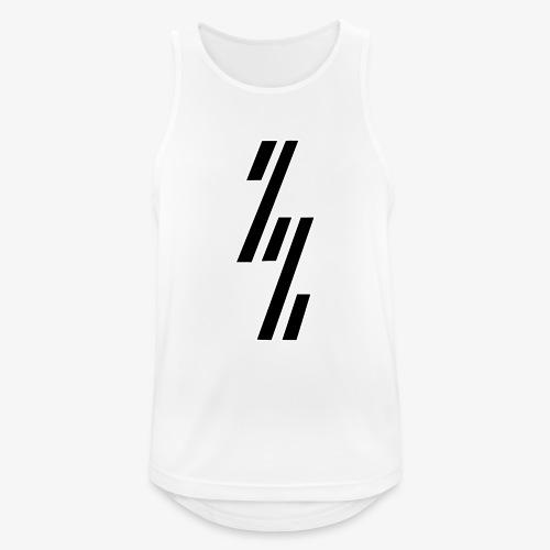 ZZ ZependeZ Shirt T-shirts - Mannen tanktop ademend
