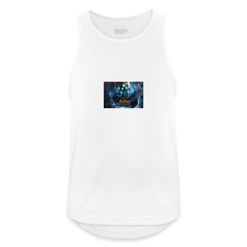 infinity war taped t shirt and others - Men's Breathable Tank Top