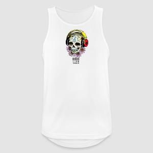 smiling_skull - Men's Breathable Tank Top