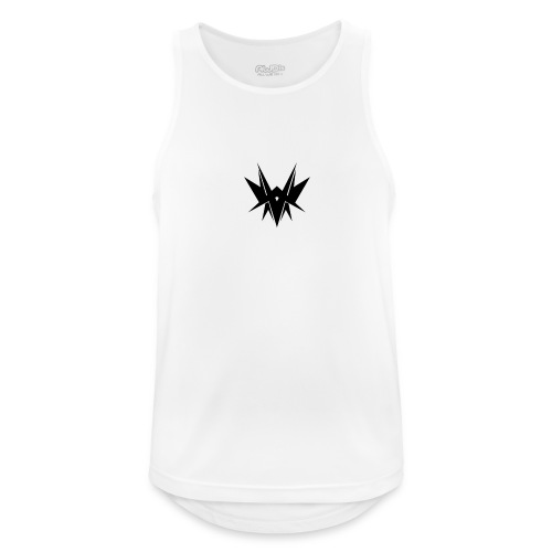 Mens Unit Basketball Shirt - Men's Breathable Tank Top