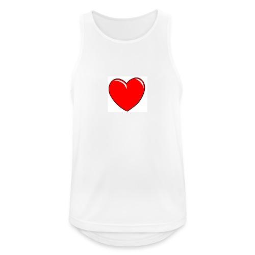 Love shirts - Mannen tanktop ademend actief