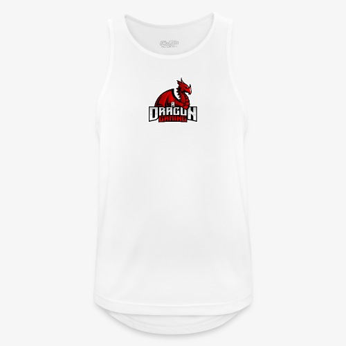 A Dragon Gaming Official Merch - Men's Breathable Tank Top