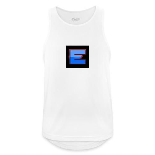Epic Offical T-Shirt Black Colour Only for 15.49 - Men's Breathable Tank Top