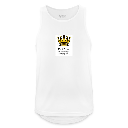 MarleySimsBrown(king_MarleyTHEgreat) - Men's Breathable Tank Top