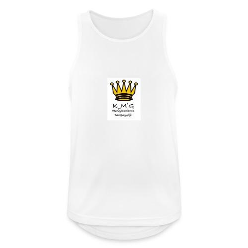 MarleySimsBrown(king_MarleyTHEgreat) - Men's Breathable Tank Top