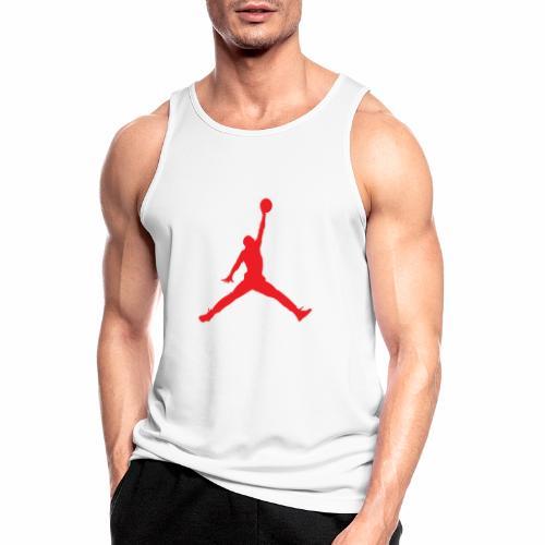 Méchant basket-ball - Débardeur respirant Homme