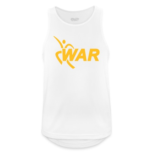 CTKD Logo1 - Men's Breathable Tank Top