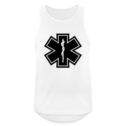 paramedic2 eps - Männer Tank Top atmungsaktiv