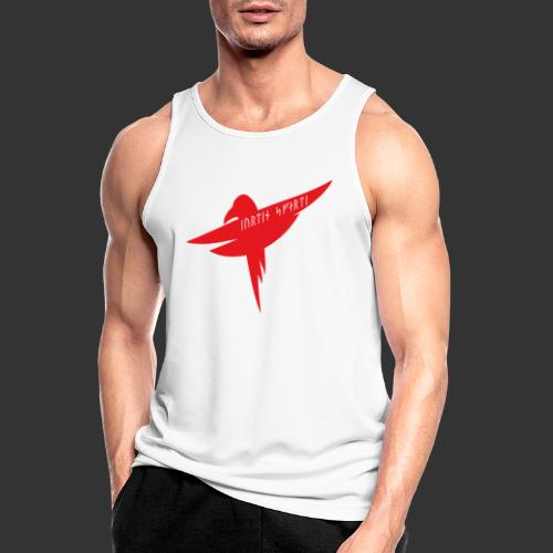 Raven Red - Men's Breathable Tank Top