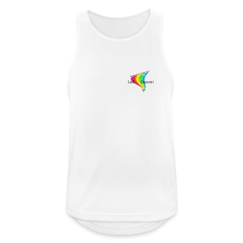 Lea Dance Fan Shirt - Männer Tank Top atmungsaktiv