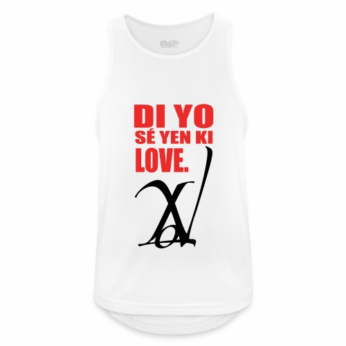 DI YO - Men's Breathable Tank Top