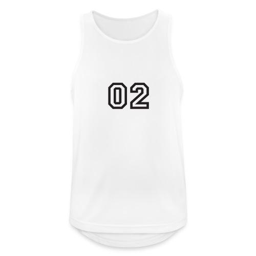 Praterhood Sportbekleidung - Männer Tank Top atmungsaktiv