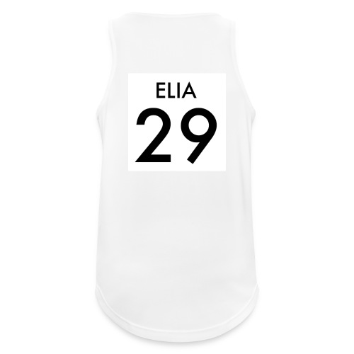 29 ELIA - Männer Tank Top atmungsaktiv