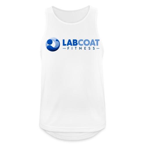 LabcCoat Logo RGB - Mannen tanktop ademend actief