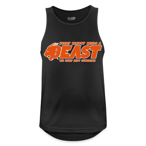 Beast Sports - Men's Breathable Tank Top