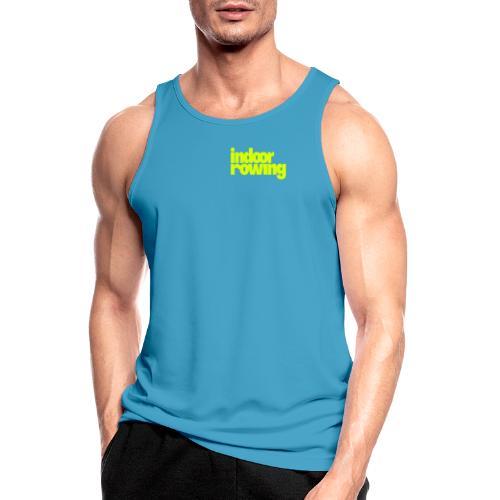 indoor rowing - Men's Breathable Tank Top