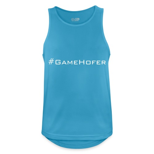 GameHofer T-Shirt - Men's Breathable Tank Top