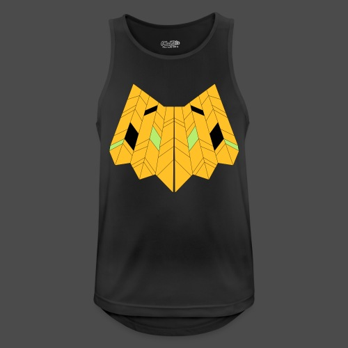 Owl Colour Redraw - Men's Breathable Tank Top