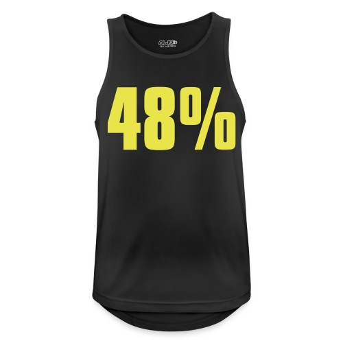 48% - Men's Breathable Tank Top