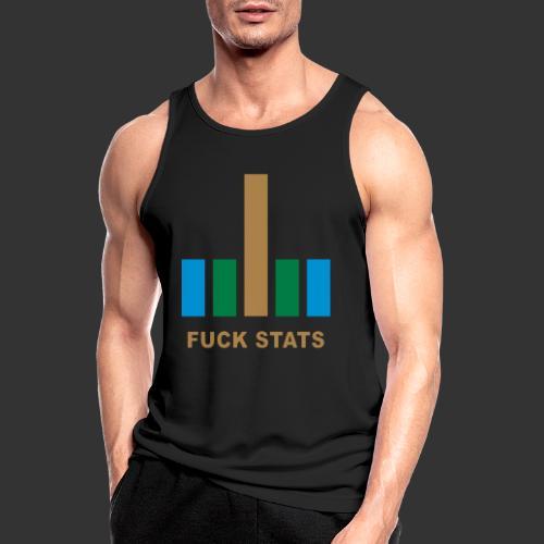 F*CK Stats - Débardeur respirant Homme