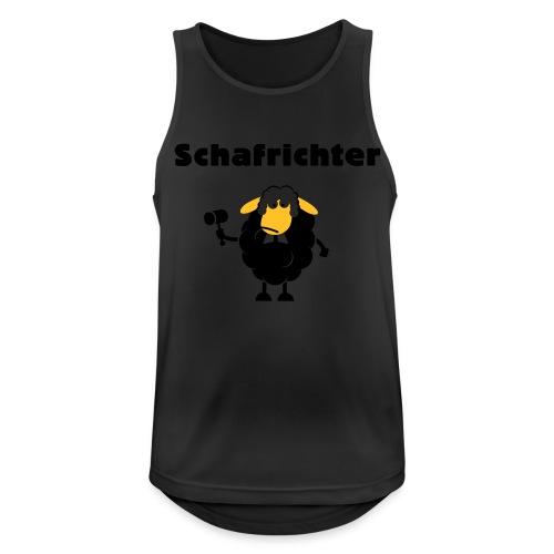 Schafrichter (Richter) - Männer Tank Top atmungsaktiv