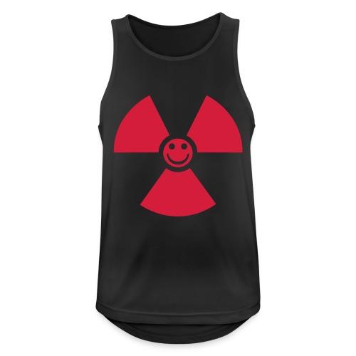 Atom! - Andningsaktiv tanktopp herr