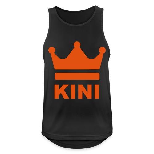 KINI ist König - Männer Tank Top atmungsaktiv