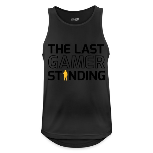 The Last Gamer Standing 2 - Men's Breathable Tank Top
