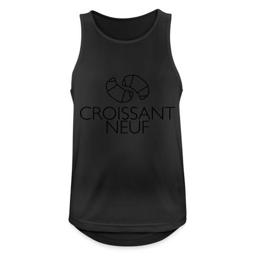 Croissaint Neuf - Mannen tanktop ademend