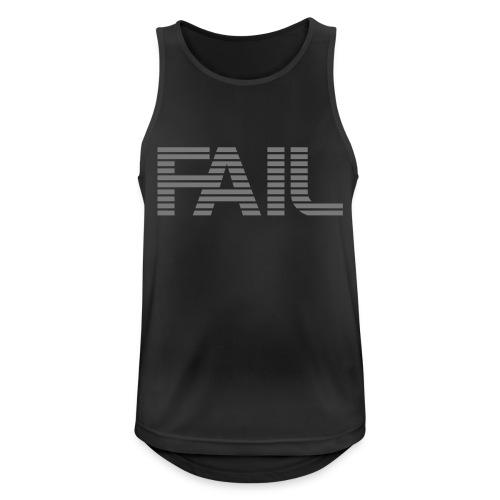 FAIL - Männer Tank Top atmungsaktiv