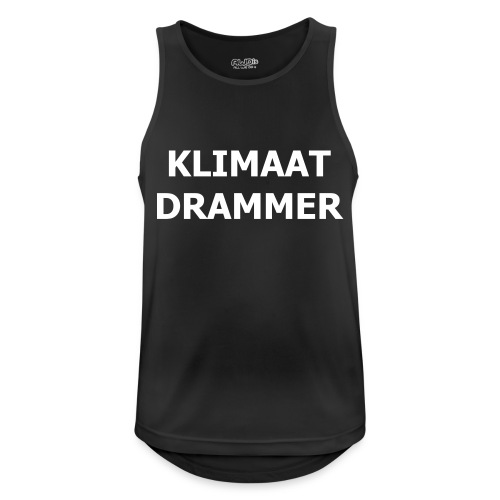 Klimaat Drammer - Men's Breathable Tank Top
