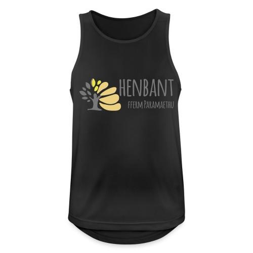 henbant logo - Men's Breathable Tank Top