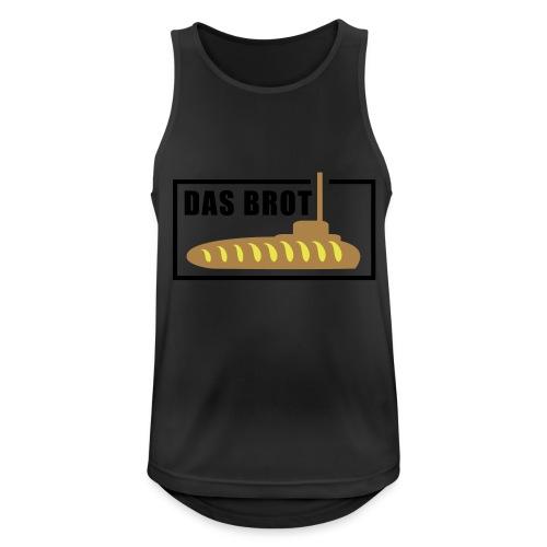 Das Brot - Männer Tank Top atmungsaktiv