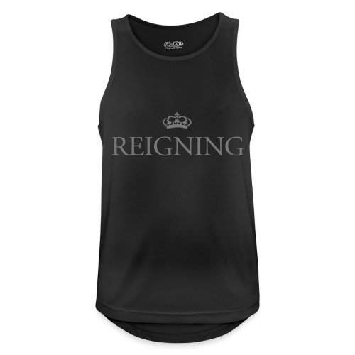 Gin O'Clock Reigning - Men's Breathable Tank Top