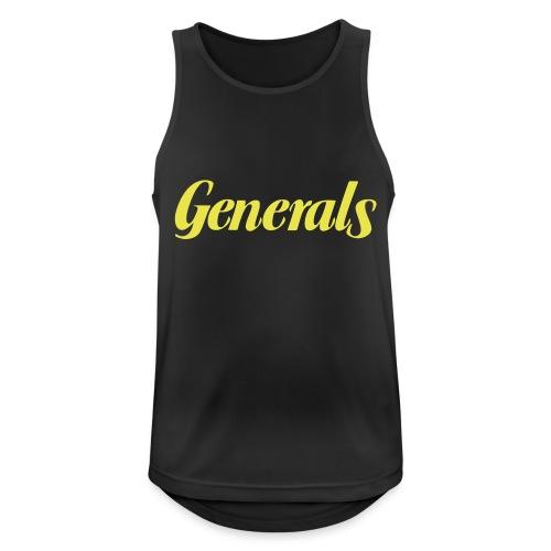 Generals - Männer Tank Top atmungsaktiv