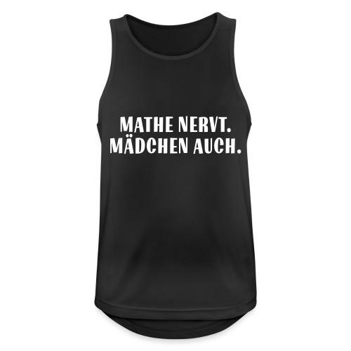 Mathe_Vektor - Männer Tank Top atmungsaktiv