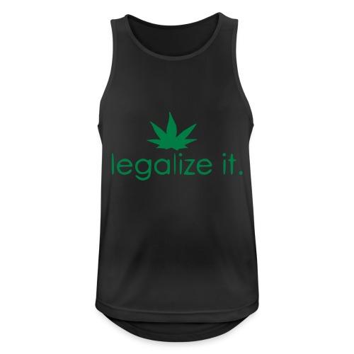 LEGALIZE IT! - Men's Breathable Tank Top