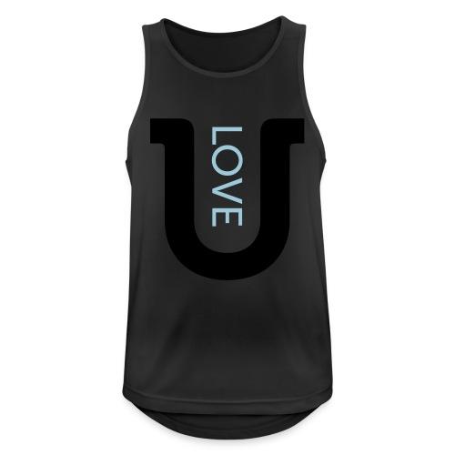 love 2c - Men's Breathable Tank Top